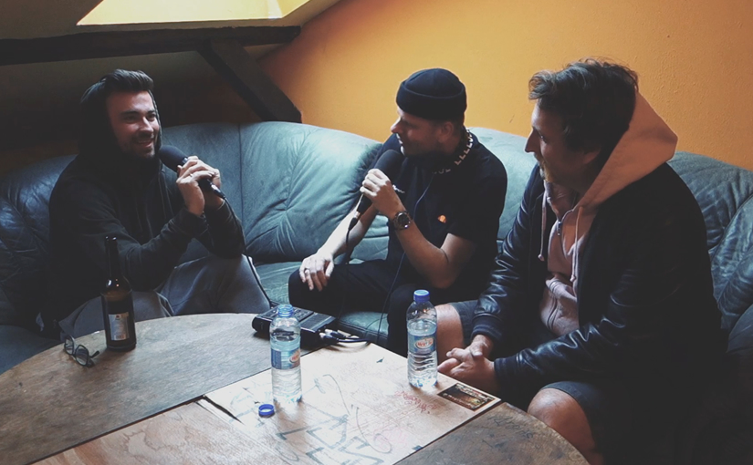 UF Talk #013: Marteria & Paul Ripke